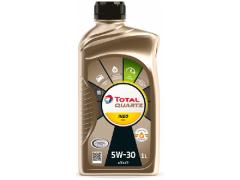 Motorový olej 5W-30 Total Quartz INEO ECS - 1 L Motorové oleje - Motorové oleje pro osobní automobily - Oleje 5W-30