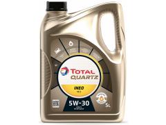 Motorový olej 5W-30 Total Quartz INEO MC3 - 5 L Motorové oleje - Motorové oleje pro osobní automobily - Oleje 5W-30