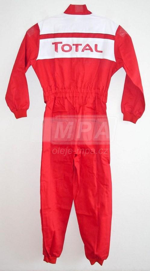Monterková kombinéza TOTAL - dlouhý rukáv - Pracovní oděvy