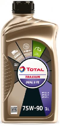 Převodový olej 75W-90 Total Traxium Dual 9 FE - 1 L