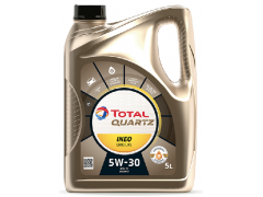 Motorový olej 5W-30 Total Quartz INEO LONG LIFE - 5 L Motorové oleje - Motorové oleje pro osobní automobily - Oleje 5W-30