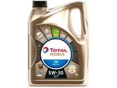 Motorový olej 5W-30 Total Rubia TIR 9900 FE - 5 L Motorové oleje - Motorové oleje pro nákladní automobily - 5W-30
