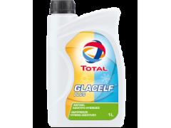Chladící kapalina Total Glacelf Plus - 1 L Provozní kapaliny - Chladící kapaliny - antifreeze