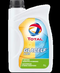 Chladící kapalina Total Glacelf Plus - 1 L