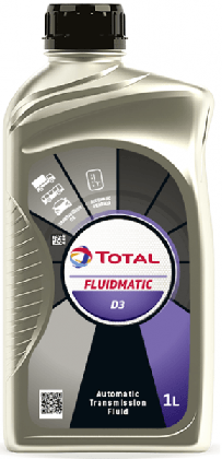 Převodový olej Total Fluidmatic D3 (Fluide G3) - 1 L
