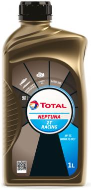Motorový olej pro lodě 5W-30 Total Neptuna 2T RACING - 1 L - Oleje pro 2-taktní motory