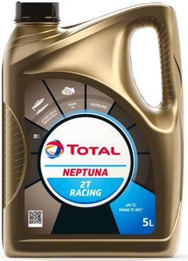Motorový olej pro lodě 5W-30 Total Neptuna 2T RACING - 5 L - Oleje pro 2-taktní motory