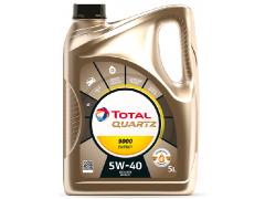 Motorový olej 5W-40 Total Quartz Energy 9000 - 5 L Motorové oleje - Motorové oleje pro osobní automobily - Oleje 5W-40