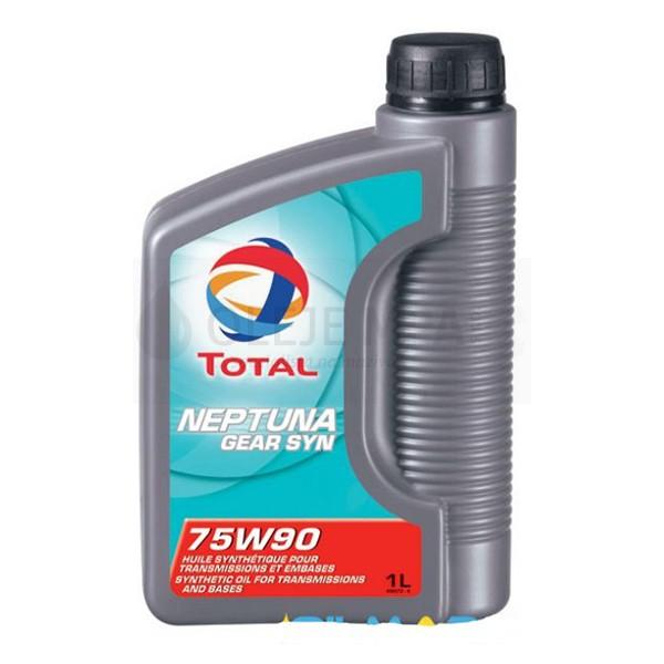 Převodový olej pro lodě 75W-90 Total Neptuna Gear SYN - 1 L
