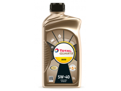 Motorový olej 5W-40 Total Quartz 9000 - 1 L Motorové oleje - Motorové oleje pro osobní automobily - Oleje 5W-40