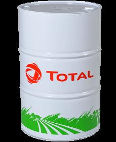 Zemědělský olej Total Dynatrans ACX 10W - 208 L - UTTO - pro převodovky, hydrauliky, mokré brzdy a spojky