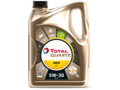 Motorový olej 5W-30 Total Quartz INEO ECS - 5 L Motorové oleje - Motorové oleje pro osobní automobily - Oleje 5W-30