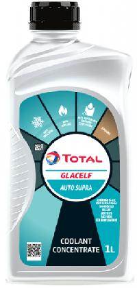 Chladící kapalina Total Glacelf AUTO SUPRA - 1 L - Chladící kapaliny - antifreeze