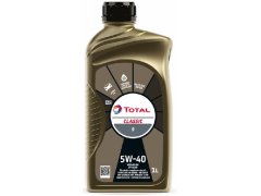 Motorový olej 5W-40 Total Classic 9 - 1 L Motorové oleje - Motorové oleje pro osobní automobily - Oleje 5W-40