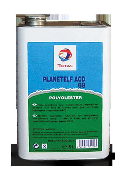 Kompresorový olej Total Planetelf ACD 68 - 5 L - Chladící kompresory