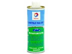 Kompresorový olej Total Planetelf PAG SP20 - 0,25l Průmyslové oleje - Oleje pro kompresory a pneumatické nářadí - Chladící kompresory