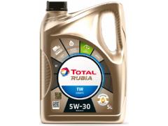 Motorový olej 5W-30 Total Rubia TIR 9200 FE - 5 L Motorové oleje - Motorové oleje pro nákladní automobily - 5W-30