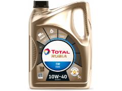 Motorový olej 10W-40 Total Rubia TIR 8600 - 5 L Motorové oleje - Motorové oleje pro nákladní automobily - 10W-40