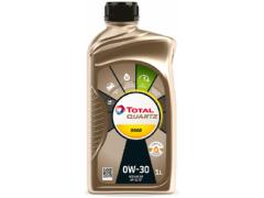 Motorový olej 0W-30 Total Quartz 9000 - 1 L Motorové oleje - Motorové oleje pro osobní automobily - Oleje 0W-30