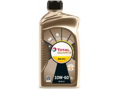 Motorový olej 10W-60 Total Quartz Racing - 1 L Motorové oleje - Racing motorové oleje - Motorové oleje pro závodní automobily