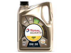 Motorový olej 0W-30 Total Quartz INEO First - 5 L Motorové oleje - Motorové oleje pro osobní automobily - Oleje 0W-30