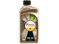 Motorový olej 0W-30 Total Quartz INEO FDE - 1 L Motorové oleje - Motorové oleje pro osobní automobily - Oleje 0W-30