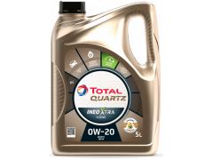 Motorový olej 0W-20 Total Quartz INEO Xtra V-DRIVE - 5 L Motorové oleje - Motorové oleje pro osobní automobily - Oleje 0W-20