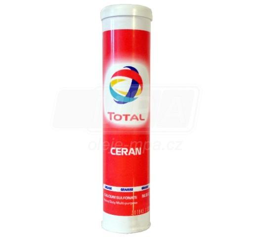 Vazelína Total Ceran MM - 0,425 KG - Průmyslová maziva CERAN