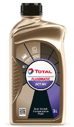 Převodový olej TOTAL Fluidmatic DCT MV - 1 L - Převodové oleje pro automatické převodovky