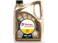 Motorový olej 0W-30 Total Quartz ENERGY 9000 - 5 L Motorové oleje - Motorové oleje pro osobní automobily - Oleje 0W-30