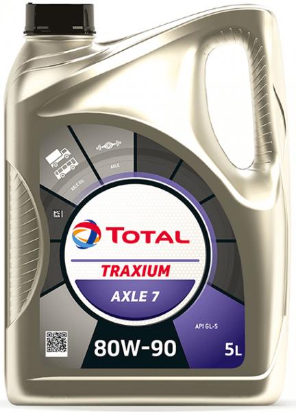Převodový olej 80W-90 Total Transmission Axle 7 (TM) - 5 L - Oleje 80W-90