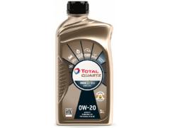 Motorový olej 0W-20 Total Quartz INEO Xtra Long Life - 1 L Motorové oleje - Motorové oleje pro osobní automobily - Oleje 0W-20