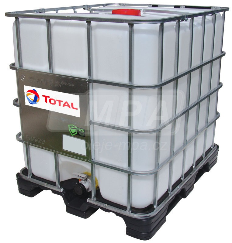 Motorový olej 10W-40 Total Rubia POLYTRAFIC - 1000 L - 10W-40