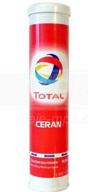 Plastické mazivo Total Ceran XM 460 - 0,4 KG - Průmyslová maziva CERAN
