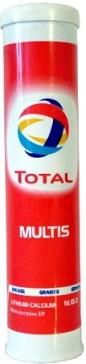 Vazelína Total Multis MS 2 - 0,4 KG - Třída NLGI 2