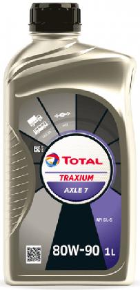 Převodový olej 80W-90 Total Transmission Axle 7 (TM) - 1 L