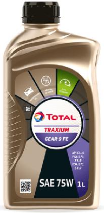 Převodový ole Total Transmission Gear 9 FESAE 75W - 1 L - Převodové oleje