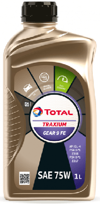 Převodový ole Total Transmission Gear 9 FESAE 75W - 1 L