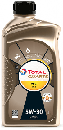Motorový olej 5W-30 Total Quartz INEO MC3 - 1 L