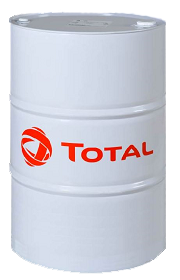 Bílý mediciální olej Total Finavestan A100B - 208 L