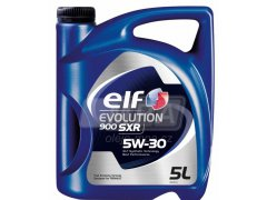 Motorový olej 5W-30 Elf Evolution 900 SXR - 5 L Motorové oleje - Motorové oleje pro osobní automobily - Oleje 5W-30