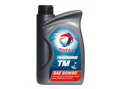 Převodový olej 85W-140 Total Traxium AXLE 7 (Transmission) - 1 L Převodové oleje - Převodové oleje pro manuální převodovky - Oleje 80W-90